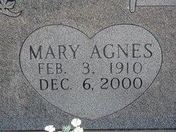 Mary Agnes Bobbie Jo Cash