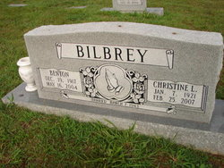 Christine Lydia <i>Hunley</i> Bilbrey
