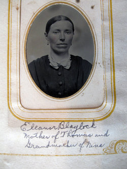 Ellenor <i>Morgan</i> Blaylock