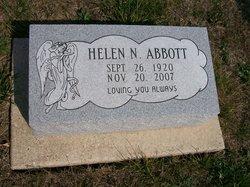 Helen <i>Nagel</i> Abbott