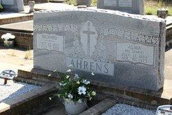 Alma <i>Schmidt</i> Ahrens