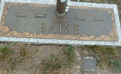 Clifford Edwin Baise, Sr