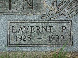 Laverne Pearl <i>Pahlman</i> Laffen