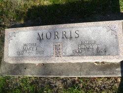 Mary I. <i>Marple</i> Morris