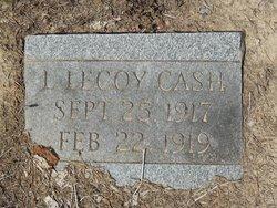 L. Lecoy Cash