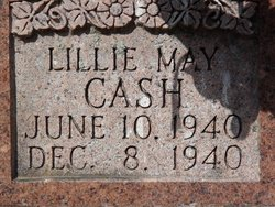 Lillie May Cash