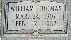 William Thomas Willie Ashby