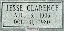 Jesse Clarence Ashby