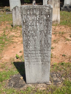Arthur <i>Townsend</i> McCracken