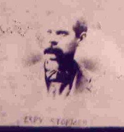 Paul Espy Stormer