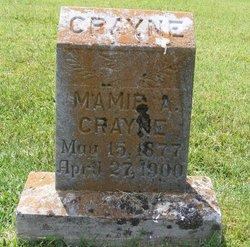 Mamie Alice Crayne