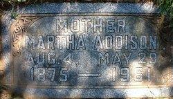 Martha <i>Hartka</i> Addison