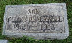 G Earl Blackwell