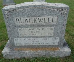 Morgan Drake Blackwell