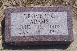 Grover Calvin Adams