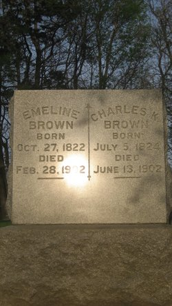 Emeline <i>Bradley</i> Brown