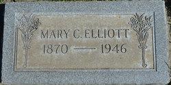 Mary Clayton <i>Hill</i> Elliott
