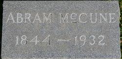 Abram McCune