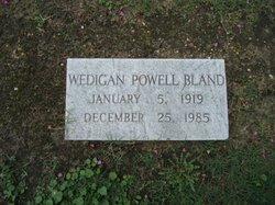 Wedigan Powell Bland