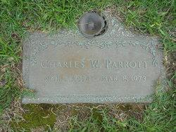 Charles Wesley Parrott