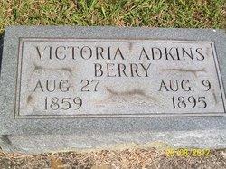 Victoria D. <i>Adkins</i> Berry