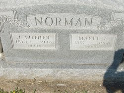 James Luther Norman