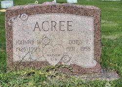 Doris Frances <i>Giddens</i> Acree