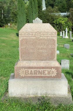 Henrietta <i>Horton</i> Barney