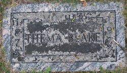Thelma Eliza <i>Dunlap</i> Blake