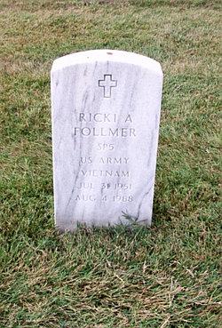 Ricki Allan Follmer