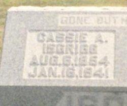 Cassie Adaline <i>Harmon</i> Isgrigg