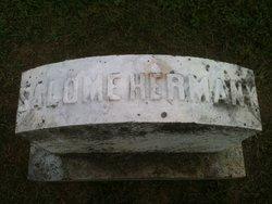 Salome Sarah <i>Wannamaker</i> Hermany