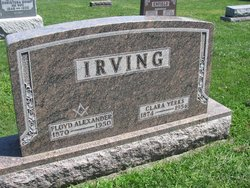 Clara <i>Yerks</i> Irving