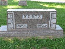 Erlena May <i>Yerks</i> Kurtz