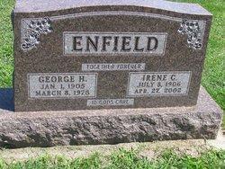 Irene Christena <i>Yerks</i> Enfield