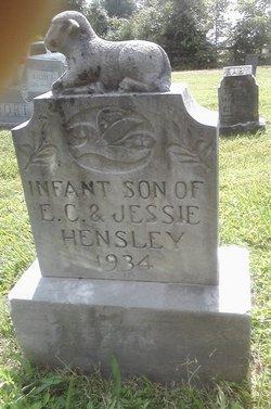 Benjamin Elijah Hensley