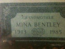 Mina <i>Thomas</i> Bentley