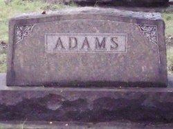 Ida A <i>Anderson</i> Adams