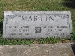 Attwood Reading Martin