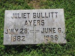 Juliet Bullitt Ayers