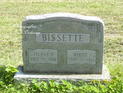 Myrtle B. <i>Jones</i> Bissette