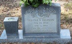 Selena Y. Ellison