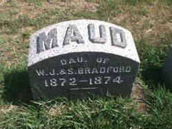 Maud R Bradford