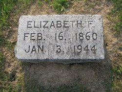 Elizabeth F <i>Reath</i> Poynts