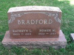 Homer M Bradford