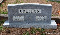 Joseph J Creedon