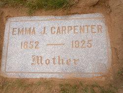 Emma J C Carpenter