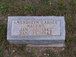 Gwendolyn Carole Nauert