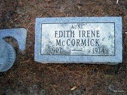 Edith Irene McCormick