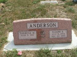 Theresa Mary <i>Pappan</i> Anderson